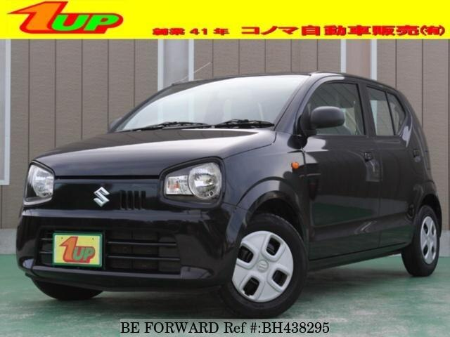 Used 2015 SUZUKI ALTO BH438295 for Sale
