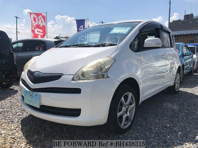 Used 2009 TOYOTA RACTIS BH438315 for Sale
