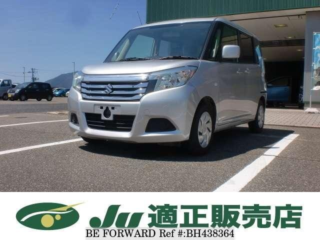 Used 2016 SUZUKI SOLIO BH438364 for Sale