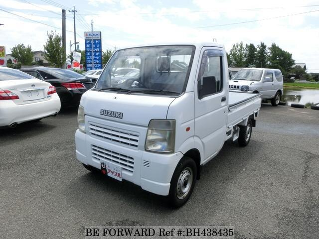 Used 2004 SUZUKI CARRY TRUCK BH438435 for Sale