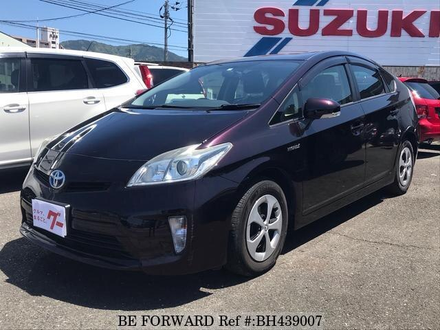 Used 2012 TOYOTA PRIUS BH439007 for Sale