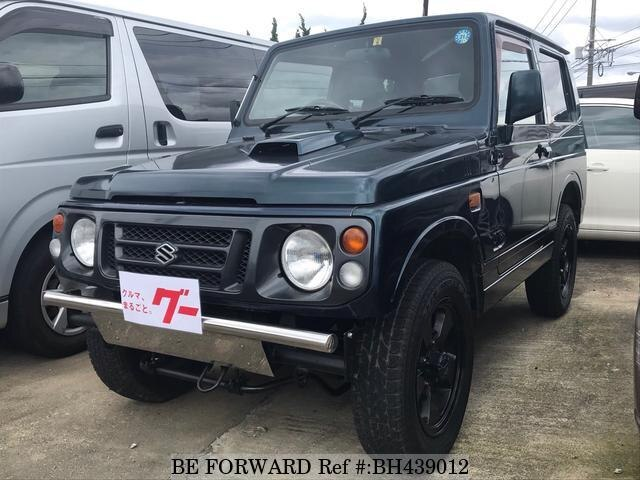 Used 1996 SUZUKI JIMNY BH439012 for Sale