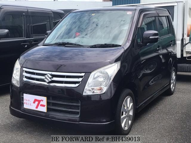 Used 2010 SUZUKI WAGON R BH439013 for Sale