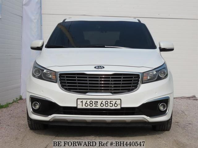 Used 2016 KIA CARNIVAL BH440547 for Sale
