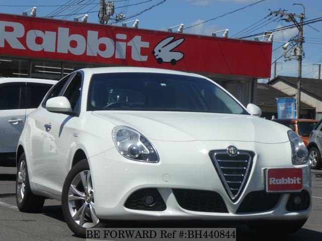 Used 2012 ALFA ROMEO GIULIETTA BH440844 for Sale