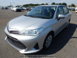 Used 2017 TOYOTA COROLLA AXIO BH440379 for Sale