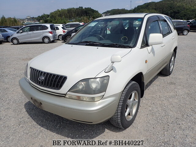 Used 1999 TOYOTA HARRIER BH440227 for Sale