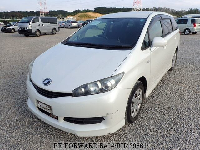 Used 2011 TOYOTA WISH BH439861 for Sale