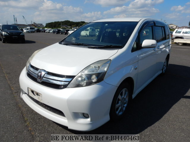 Used 2012 TOYOTA ISIS BH440463 for Sale