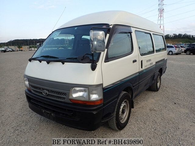 Used 1999 TOYOTA HIACE VAN BH439890 for Sale