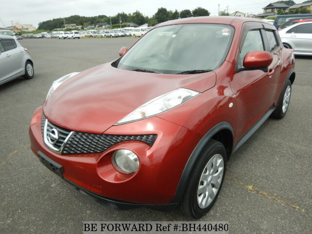 Used 2011 NISSAN JUKE BH440480 for Sale