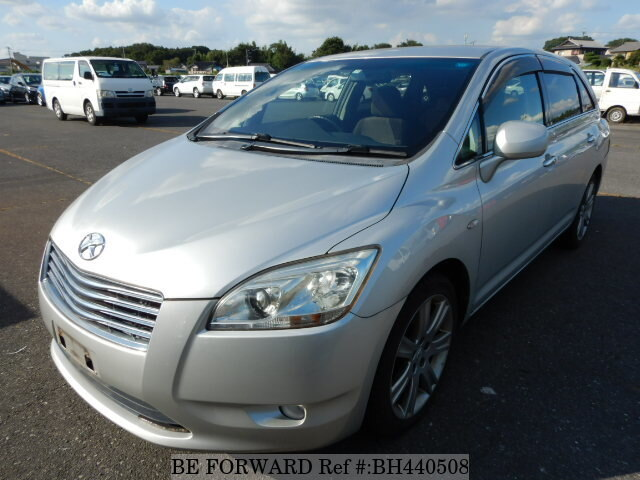 Used 2007 TOYOTA MARK X ZIO BH440508 for Sale