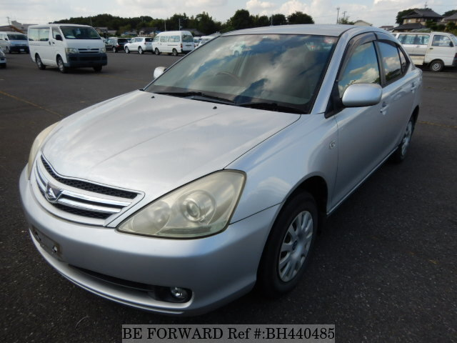 Used 2006 TOYOTA ALLION BH440485 for Sale