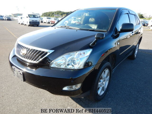 Used 2007 TOYOTA HARRIER BH440523 for Sale