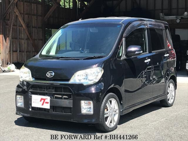 Used 2010 DAIHATSU TANTO EXE BH441266 for Sale