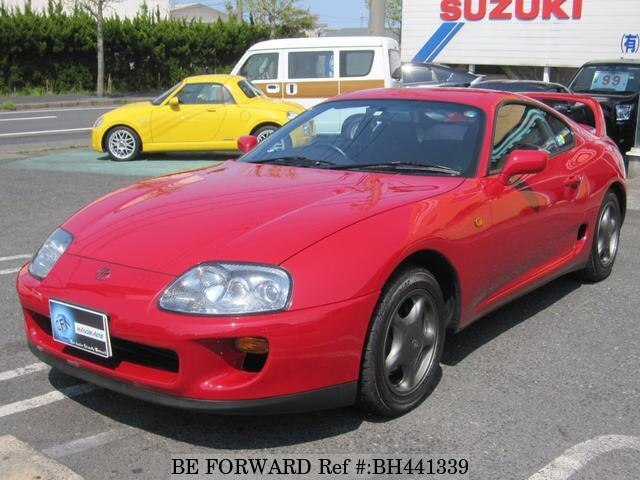 Used 1994 TOYOTA SUPRA BH441339 for Sale