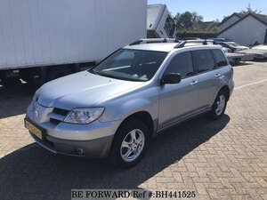 Used 2008 MITSUBISHI OUTLANDER BH441525 for Sale