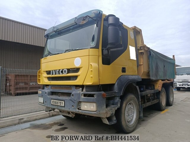 Used 2013 IVECO TRAKKER BH441534 for Sale
