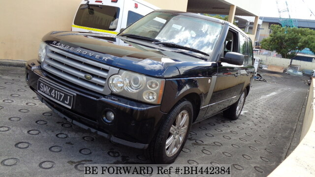 Used 2005 LAND ROVER RANGE ROVER BH442384 for Sale
