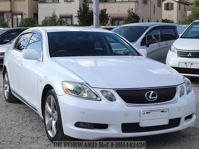 Used 2007 LEXUS GS BH442426 for Sale