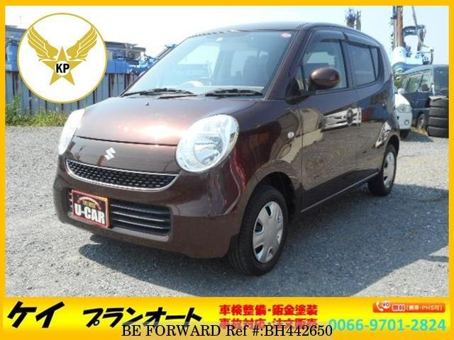 Used 2008 SUZUKI MR WAGON BH442650 for Sale