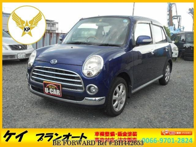 Used 2007 DAIHATSU MIRAGINO BH442653 for Sale