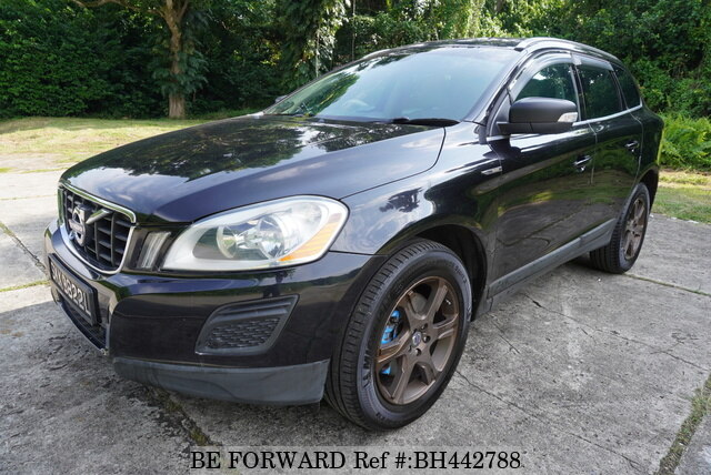 Used 2010 VOLVO XC60 BH442788 for Sale