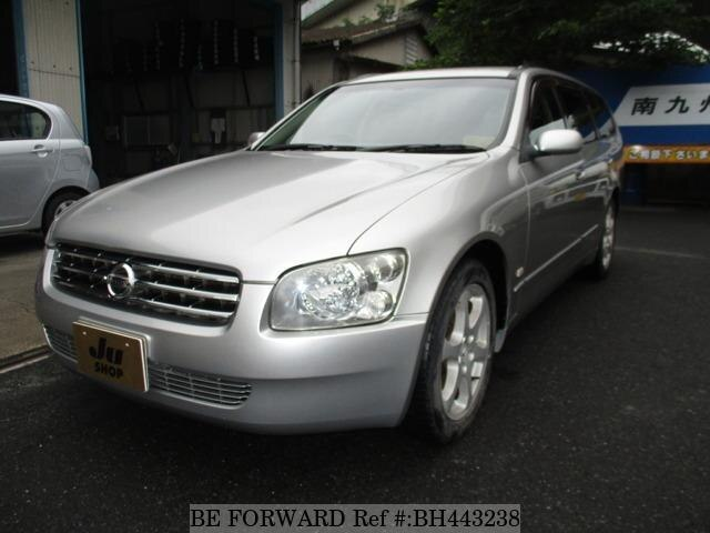 Used 2002 NISSAN STAGEA BH443238 for Sale