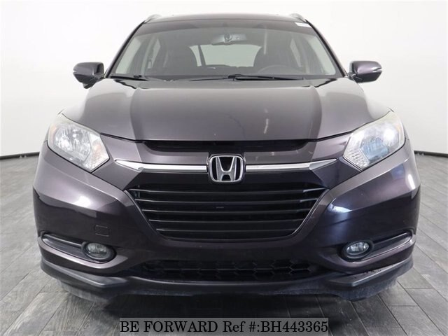 Used 2017 HONDA HR-V BH443365 for Sale