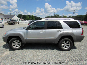 Used 2003 TOYOTA 4RUNNER BH443397 for Sale