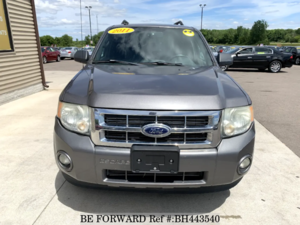 Used 2011 FORD ESCAPE BH443540 for Sale