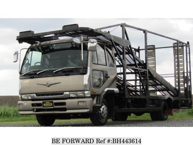 Used 1993 NISSAN CONDOR BH443614 for Sale