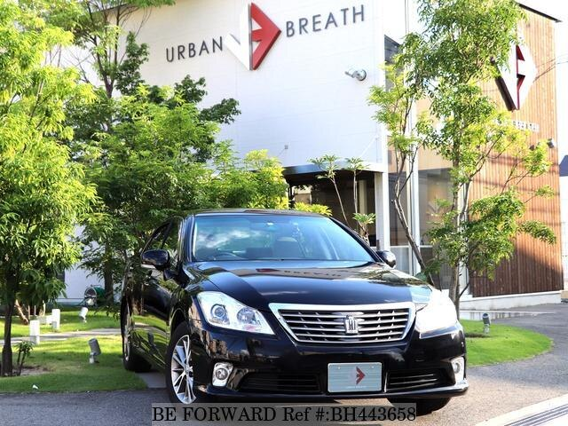 Used 2012 TOYOTA CROWN BH443658 for Sale