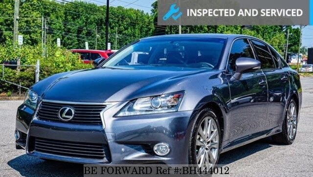 Used 2015 LEXUS GS BH444012 for Sale