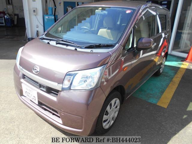 Used 2013 DAIHATSU MOVE BH444023 for Sale