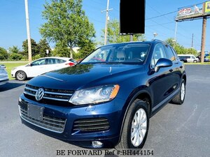 Used 2012 VOLKSWAGEN TOUAREG BH444154 for Sale