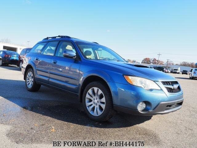 Used 2008 SUBARU OUTBACK BH444175 for Sale