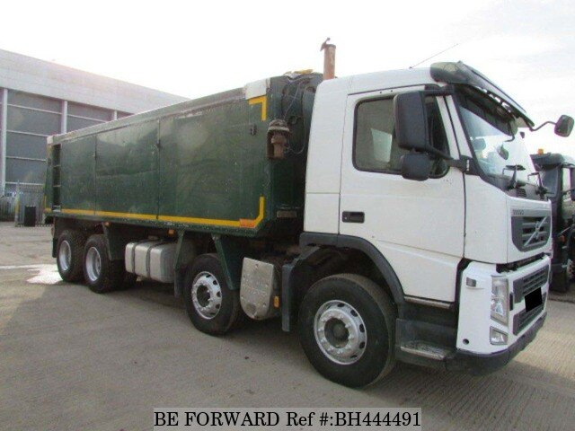 Used 2011 VOLVO FM 13 BH444491 for Sale