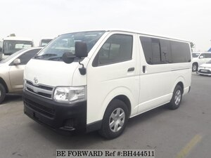 Used 2013 TOYOTA HIACE VAN BH444511 for Sale