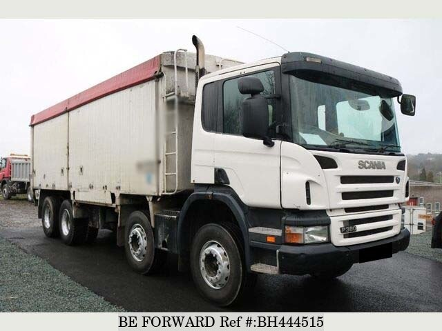 Used 2005 SCANIA P SERIES BH444515 for Sale