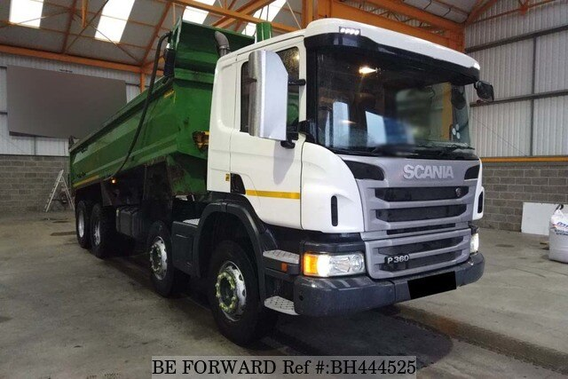 Used 2013 SCANIA P SERIES BH444525 for Sale