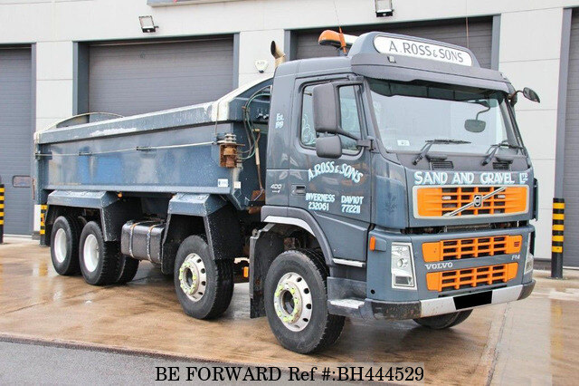 Used 2008 VOLVO FM TRACTOR BH444529 for Sale