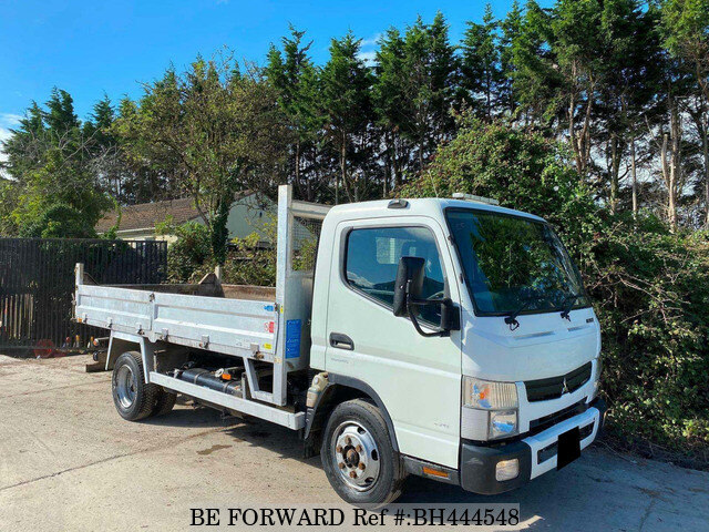 Used 2015 MITSUBISHI FUSO CANTER BH444548 for Sale