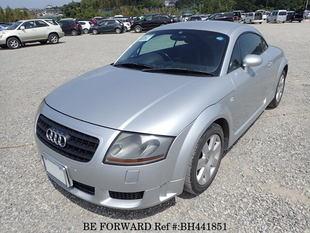 Used 2003 AUDI TT BH441851 for Sale