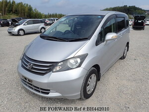 Used 2010 HONDA FREED BH442010 for Sale