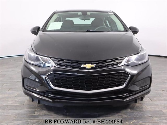 Used 2017 CHEVROLET CRUZE BH444684 for Sale