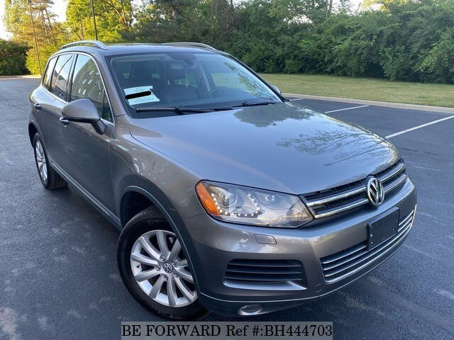 Used 2012 VOLKSWAGEN TOUAREG BH444703 for Sale