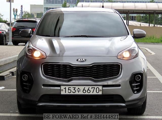 Used 2016 KIA SPORTAGE BH444821 for Sale