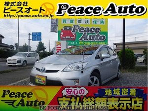 Used 2013 TOYOTA PRIUS BH444983 for Sale