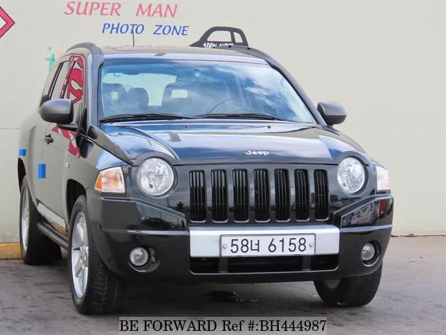 Used 2009 JEEP COMPASS BH444987 for Sale